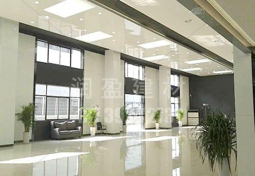 室内铝单板幕墙